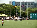 Rugby Keio University vs Doshisha University2.JPG