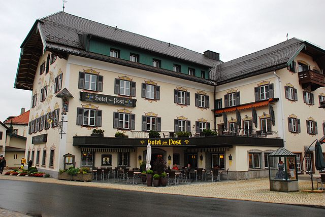 Hotel Post Traunstein