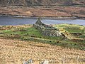 Ruin on shore of Loch Seaforth, Isle of Lewis - geograph.org.uk - 135706.jpg