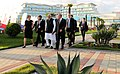 Russian President Vladimir Putin and Indian Prime Minister Narendra Modi visit the Sirius Educational Centre for gifted children in Sochi, Russia.jpg