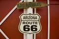 Rusty Bolt souvenir store, Route 66, Seligman, Arizona LCCN2010630073.tif
