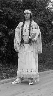 Ruth Muskrat Bronson American poet