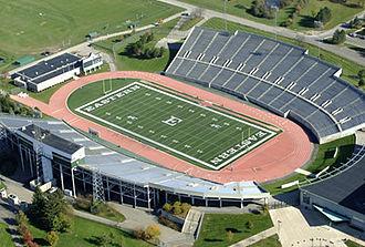 History of Eastern Michigan University - Rynearson Stadium
