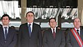 Sérgio Moro, Jair Bolsonaro, Hamilton Mourão e Fernando Azevedo e Silva.jpg