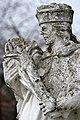 Sümegprága, Nepomuki Szent János-szobor 2021 16.jpg