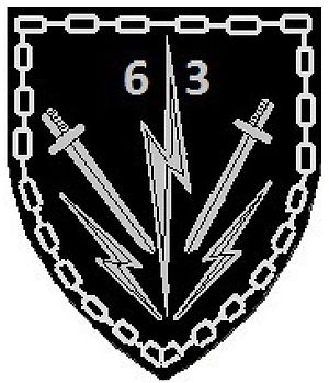 8 South African Infantry Battalion - 63 Mech Battalion Group emblem