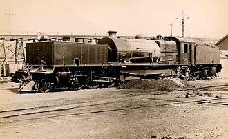 2-6-2+2-6-2 - SAR Class GG no. 2290