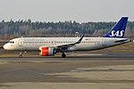 SAS, SE-ROP, Airbus A320-251N (47630665961).jpg