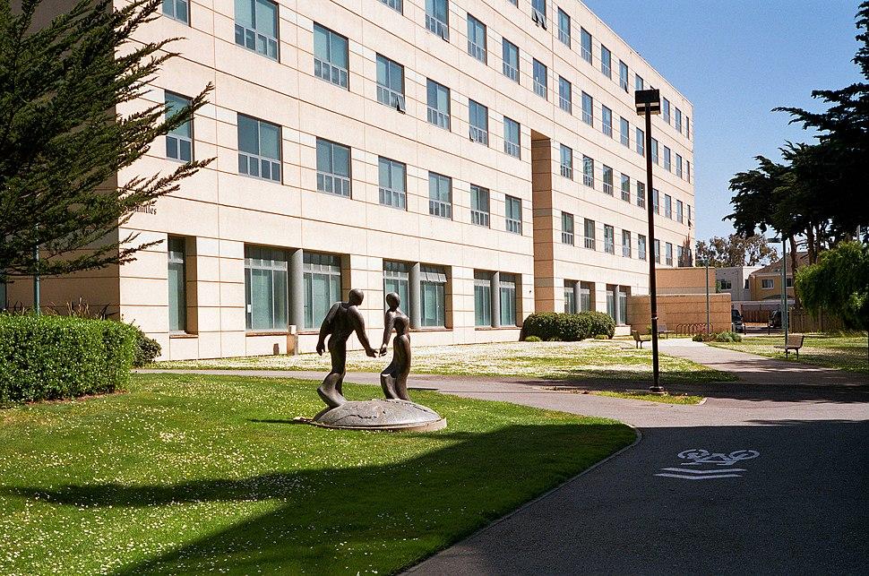 SFSU Humanities Building