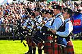 SFU Pipe Band performs at Worlds (7761994296).jpg