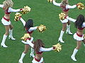 SF Gold Rush at Rams at 49ers 11-16-08 4.JPG