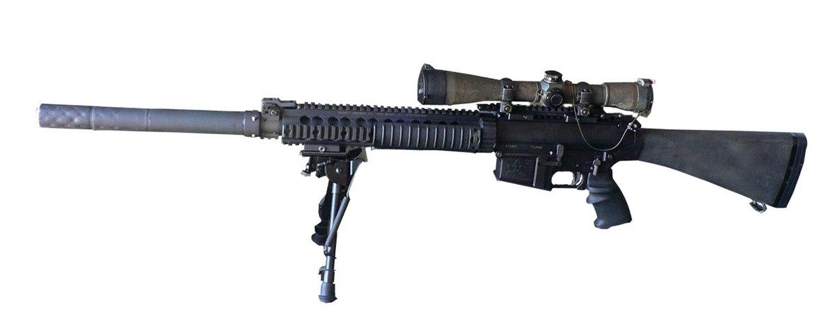 Knight's Armament Company SR-25 - Wikipedia