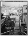 STAIRWAY DOWN FROM EDMOND STREET - City of Ketchikan, Ketchikan, Ketchikan Gateway Borough, AK HABS AK,10-KECH,5-3.tif