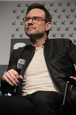 Christian Slater - Slater at the 2016 SXSW