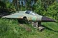 Saab J-35F Draken nose (35482) (7609666922).jpg