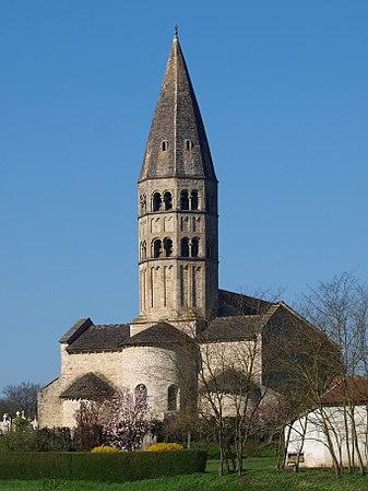 Église Saint-André de Saint-André-de-Bâgé