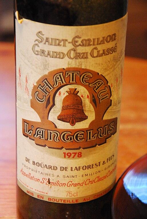 Víno zo Saint Emilion - Bordeaux