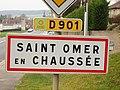 Saint-Omer-en-Chaussée-FR-60-panneau d'agglomération-02.jpg