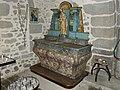 Saint-Oradoux-de-Chirouze église chapelle nord autel.jpg