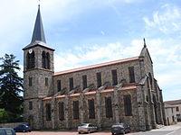 Saint-Paul-de-Vézelin (Loire, Fr), église.JPG