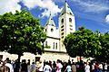 Saint James Church (St. Jakov) Medjugorje - Hotel Pansion Porta - Bosnia Herzegovina - Creative Commons by gnuckx (4694640617).jpg