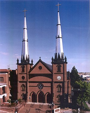 Roman Catholic Diocese of Fresno - Saint John the Baptist Cathedral
