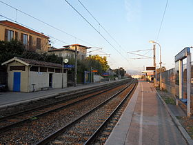 Gare de saint laurent du var wikip dia - Office de tourisme st laurent du var ...