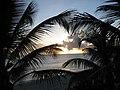 Saint Martin Sunset on the Beach (4193548040).jpg