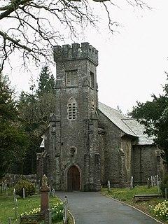 Llanfihangel y Creuddyn Human settlement in Wales