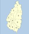 Sainte-Lucie - districts numérotés.png