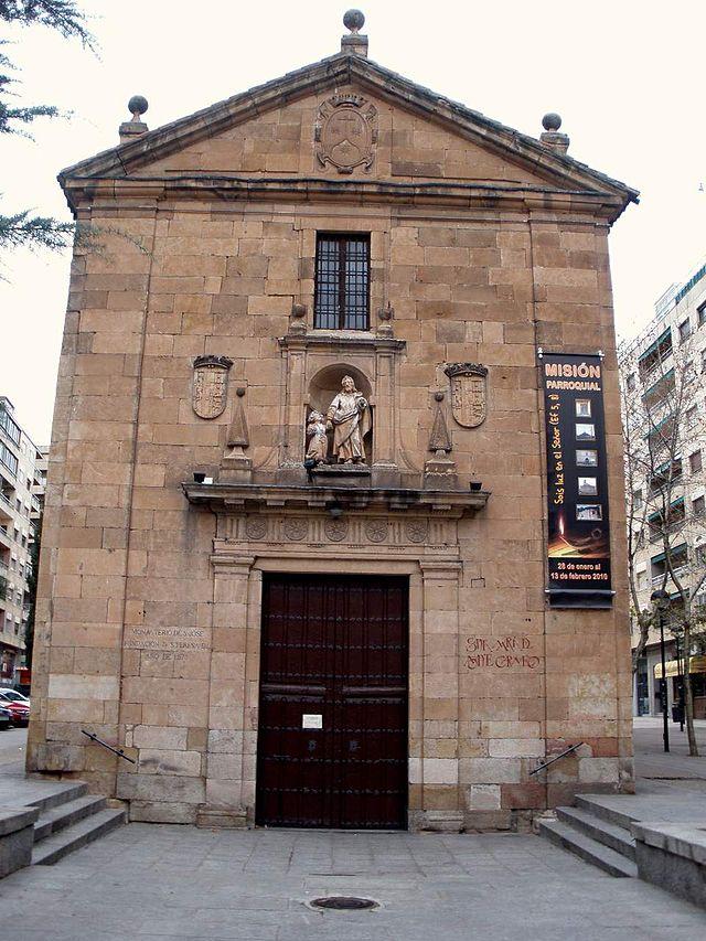 Iglesia de Santa María del Monte Carmelo (Salamanca)