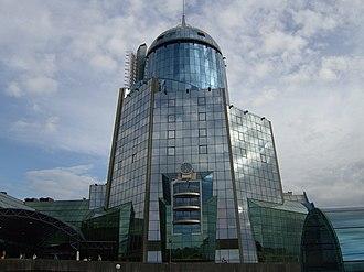 Samara - Samara railway station