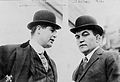 Samuel Berger (boxer) and James J. Jeffries.jpg
