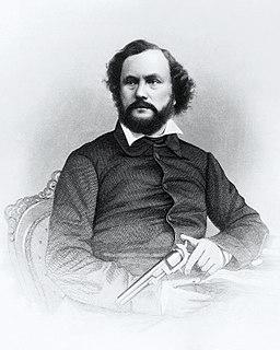 Samuel Colt Nineteenth century American inventor and industrialist
