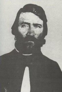 Samuel J. Jones American frontier settler