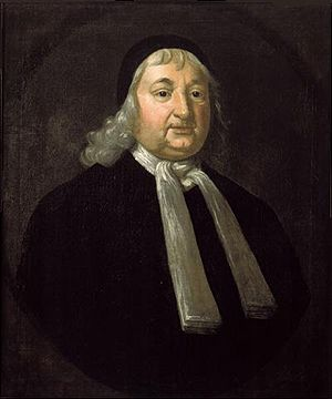 Samuel Sewall - 1729, by John Smibert