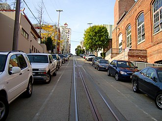 Nob Hill, San Francisco - Image: San Francisco Nob Hill 4
