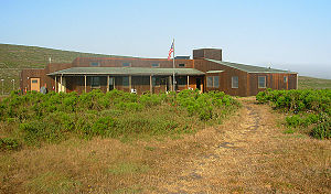 San Miguel Island - San Miguel Island Ranger Station
