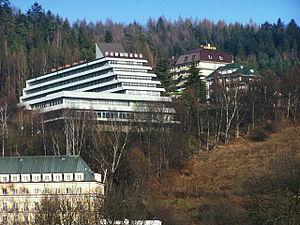 Kurhaus in Krynica-Zdrój