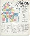 Sanborn Fire Insurance Map from Key West, Monroe County, Florida. LOC sanborn01291 002-1.jpg