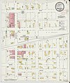 Sanborn Fire Insurance Map from Swayzee, Grant County, Indiana. LOC sanborn02508 001-1.jpg