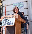 Sandra Lee Fewer at SF Arts Advocacy Day 20170321-2827.jpg