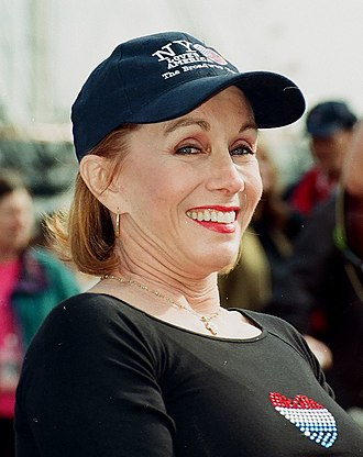 Sandy Duncan - Duncan in 1999