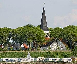 Bogense Municipality - St Nicholas Church (Sankt Nikolaj kirke) in Bogense