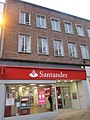 Santander, Kirkgate, Wakefield, West Yorkshire (8th December 2020).jpg