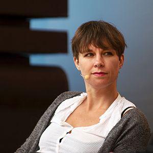 Sara Stridsberg - Sara Stridsberg in 2011