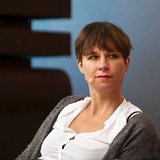 Sara Stridsberg Swedish writer