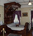 Sarah Winchester Bed 6-5-06.jpg