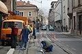 Sarajevo Tram-Line Mula-Mustafe-Baseskije 2011-11-08 (2).jpg