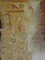 Sargé-sur-Braye (41) Église Saint-Martin Fresques Mur oriental 13.JPG